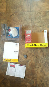 Logitech Trackman Marble Ball Mouse - Windows 95 / 98 4164