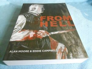 Classic Graphic Novel - FROM HELL - Alan Moore & Eddie Campbell - Knockabout