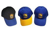 Golden State Warriors Slouch Cap Snapback Hat - Choose Color - NBA Headwear