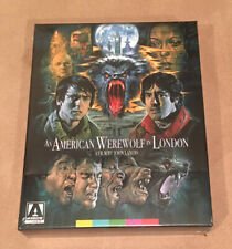 An American Werewolf In London Limited Edition Blu Ray Oop Arrow Video New