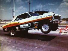 DECALS- 66 Nova, Sportsman drag racing series...press printed