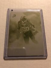 2016 Panini Plates and Patches Josh Doctson Origins Printing Plate 1/1 Redskins