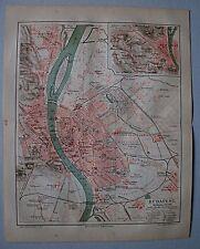 Original Grafiken & Drucke aus Ungarn mit Landkarten-Motiv von 1800-1899