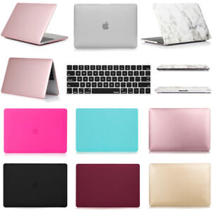 For MacBook Pro 15 inch Case & keyboard Cover 2019 2018 2017 Touch Bar A1990