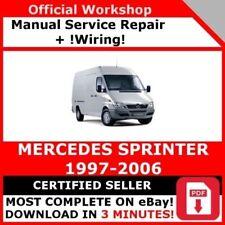dodge sprinter cdi digital workshop repair manual 2003 2005