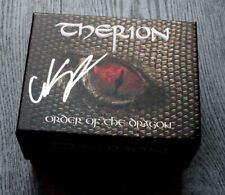 Therion-Order of the Dragon (5x audiocassette BOX, MUSICASSETTA BOX MC) NEW