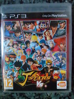 J-Stars Victory Vs+ Nuevo precintado PS3 lucha Manga Goku vs Naruto Dragon Ball*
