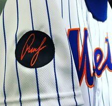 🔥 2018 RUSTY STAUB New York Mets Memorial Jersey Sleeve Iron-on PATCH -  RIP 🔥
