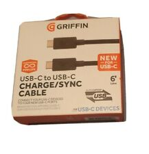 GRIFFIN USB-C to USB-C Change & Sync Cable