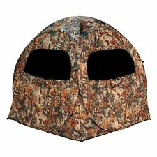 Barronett Blinds Terminator Waylay Camo Portable 2 Person Hunting Ground Blind