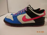 Nike ID Womens Size 10 Blue Black Pink Mae Be True Athletic Shoes 605248-991