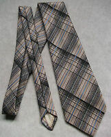 Vintage Tie Mens Wide Necktie Retro Fashion 1970s MICHELSONS OF LONDON