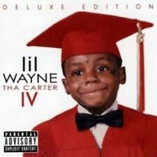 Lil Wayne - Tha Carter IV - Deluxe Edition (NEW CD)