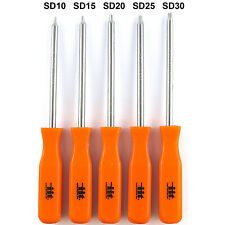 5 PC TORX STAR SCREWDRIVER SET Security Precision Tool Repair Magnetic Tip