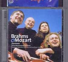 KAROL SZYMANOWSKI QUARTET Brahms & Mozart BBC MUSIC CD MM227 2003