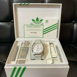 adidas ADH9047 Stan Smith World 500 Limited Edition Men's Watch !!