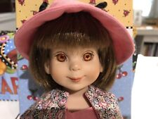 """Tonner 14"""" Betsy McCall Doll Brunette In Handmade Outfit"""