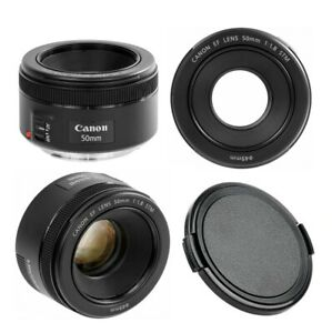 Lens Cap for Canon 50mm f/1.8 STM - Protect Your Optics