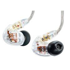 SHURE SE 535CLE auricolari IN-EAR altissima qualità NUOVO/DA ESPOSIZIONE