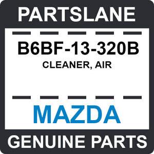 B6BF-13-320B Mazda OEM Genuine CLEANER, AIR