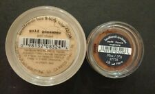 Bare Minerals 2 pc set Gold Gossamer face color & Soft Focus Explore eye shadow