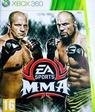 MMA EA sports Jeu xbox 360 en Français Pal presque neuf