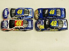 NASCAR DIECAST 1:64 CAR #48 SOLD AS A SET
