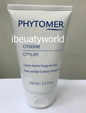 Phytomer Citylife Face and Eye Contour Sorbet Cream 100ml Salon Authentic #cepthk