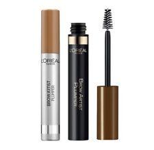 L'Oreal Brow Artist Plumper Brow Gel Mascara With Fibres Light/Medium New