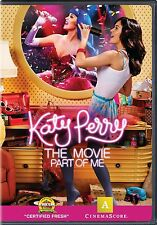 Katy Perry: Part of Me (DVD, 2012) WORLDWIDE SHIP AVAIL!