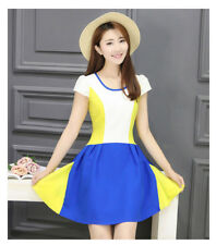 FREE SHIPPING KOREA FASHION DRESS 2018 LOOK THIN PROMO L SIZE CHEAPEST