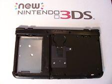 2015 Nintendo New 3DS Bottom Battery Plate R&L SD Slot Repair New 3DS Part Black