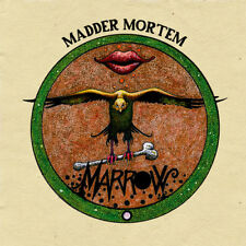 Madder Mortem : Marrow CD (2018) ***NEW***