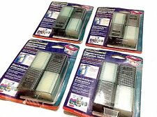 LOT OF 4: Penn-Plex Smallworld Replacement Filtration Cartridge Aquarium 2-Pack