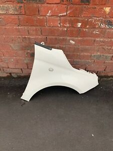Fiat 500 Driver Side Front Wing In WHITE 2015 - 2019