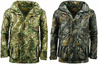 Mens GAME Camouflage Stealth Field Camo Waterproof Jacket | Hunting | Shooting.