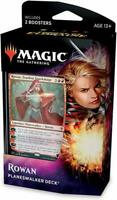 MTG Magic The Gathering Throne of Eldraine Planeswalker Deck Rowan