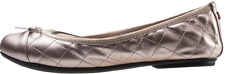 BUTTERFLY TWISTS OLIVIA ROSE GOLD FLAT MULTIPLE SIZES