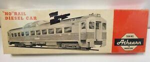 HO Athearn RDC-3 Diesel Car Santa Fe  United States Mail