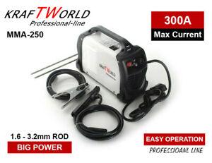 N300 300A Welding Inverter Machine by KrafTWorld Professional MMA ARC Welder
