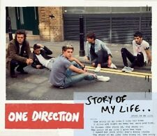 ONE DIRECTION - STORY OF MY LIFE  CD SINGLE  2 TRACKS  INTERNATIONAL POP  NEU