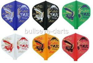 COSMO DARTS FIT FLIGHT TAKEHIRO SUZUKI 6 COLOR EDITION - 6 FLIGHTS TOTAL