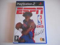 JEU PLAYSTATION 2 - ESPN NBA 2K5 - COMPLET