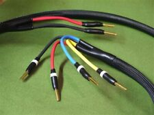 Ecosse Reference ES4.45 Speaker Cable 2.5m Terminated
