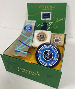 L'Occitane Protecting & Nourishing SHEA BUTTER Collection Gift Set | BRAND NEW!