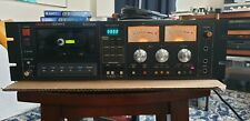 Tascam 122 Mkii 3 Head Cassette Deck - Serviced, In Exclnt Operating Condition