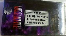 VHS TAPES MEXICAN-SPANISH MOVIES FILM COLECCION -3 MOVIES