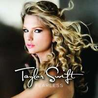 Fearless - Taylor Swift CD Mercury ( P