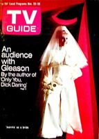 TV Guide 1969 I Dream Of Jeannie Barbara Eden The Wedding V13N47 #869 VG/EX COA