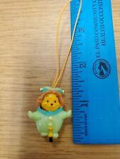 "Mini Christmas Tree Ornament Clown Winnie The Pooh Unicycle Jester 1.25"" Tall"